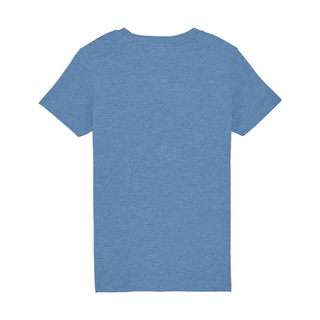 T-Shirt heather blue