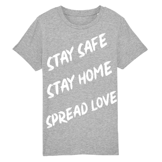 Kipla T-Shirt Stay Home Stay Safe
